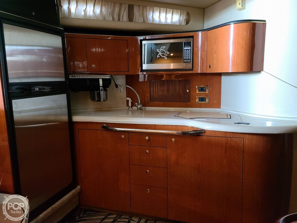 2001 Sea Ray boat for sale, model of the boat is 380 sundancer & Image # 11 of 40