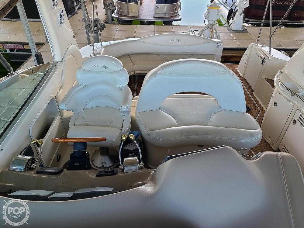 2001 Sea Ray boat for sale, model of the boat is 380 sundancer & Image # 4 of 40