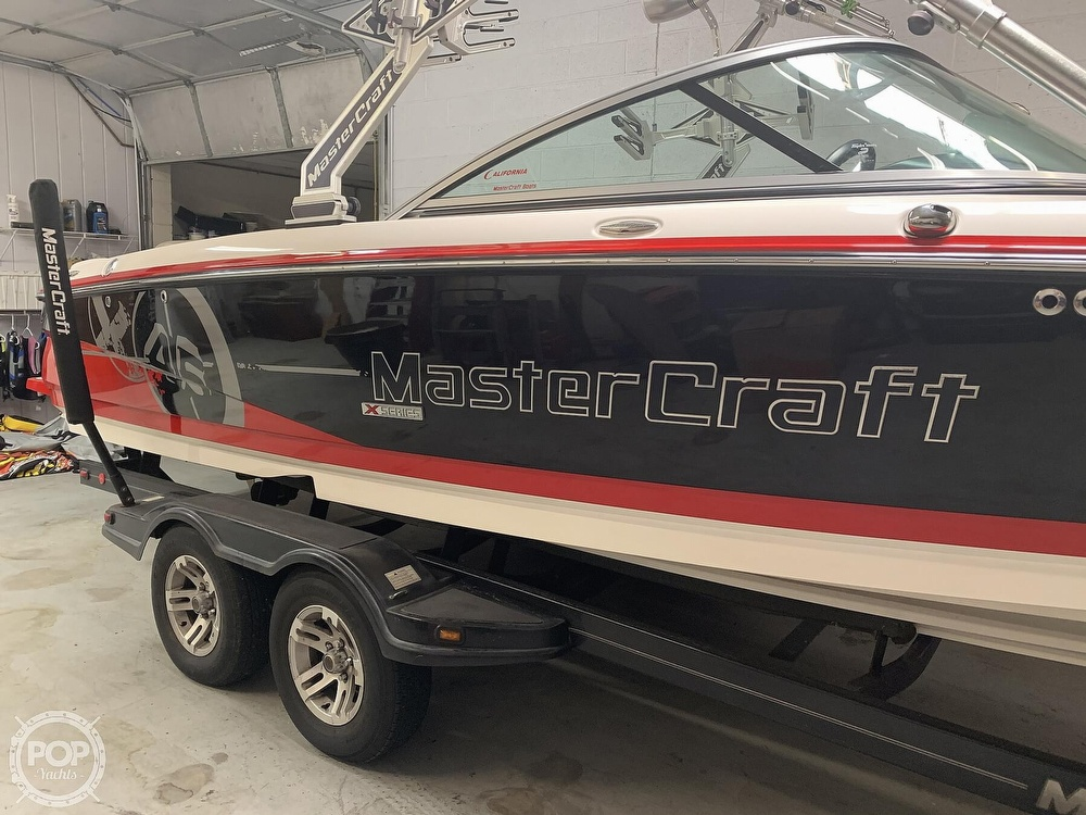 2010 Mastercraft boat for sale, model of the boat is X-45 & Image # 13 of 40