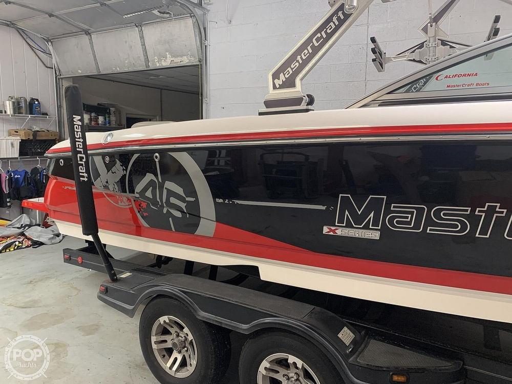 2010 Mastercraft boat for sale, model of the boat is X-45 & Image # 18 of 40