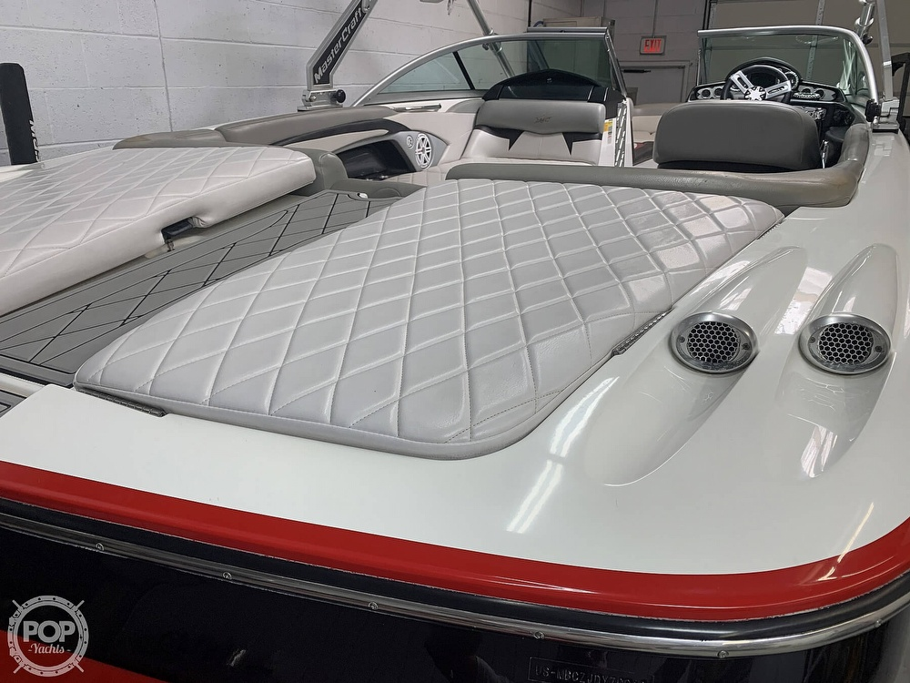 2010 Mastercraft boat for sale, model of the boat is X-45 & Image # 30 of 40
