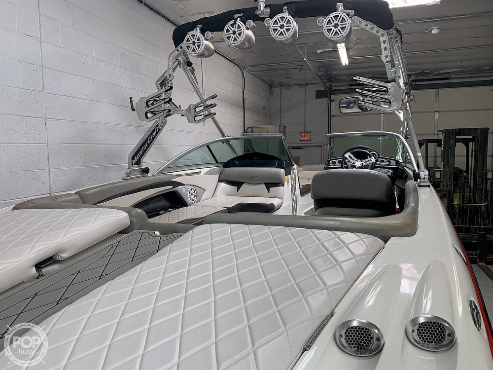 2010 Mastercraft boat for sale, model of the boat is X-45 & Image # 31 of 40