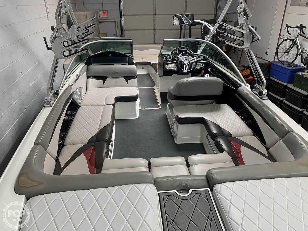 2010 Mastercraft boat for sale, model of the boat is X-45 & Image # 2 of 40