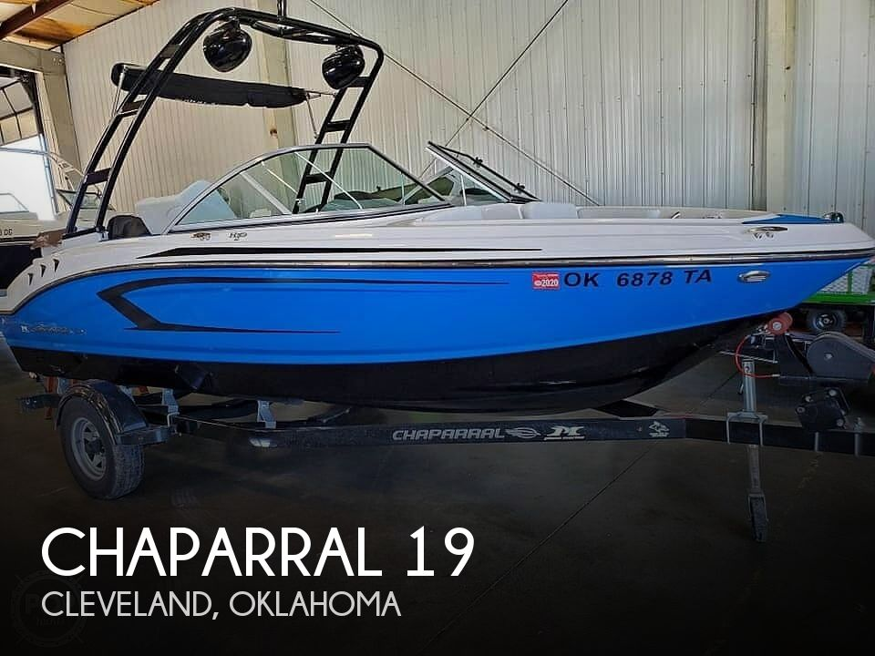 Used Chaparral 20 Boats For Sale by owner | 2018 Chaparral 19 H20 SPORT