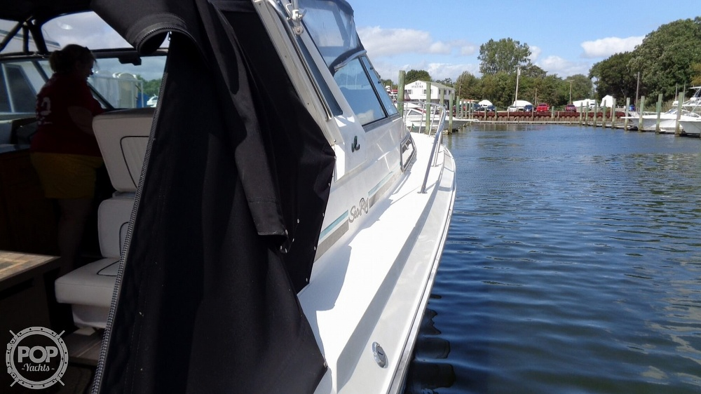 1987 Sea Ray boat for sale, model of the boat is 390 Express Cruiser & Image # 16 of 40