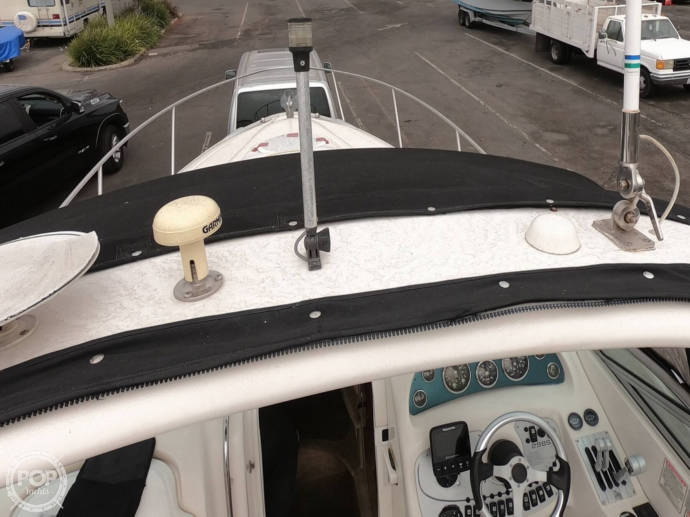 2005 Monterey boat for sale, model of the boat is 298 SC & Image # 36 of 40