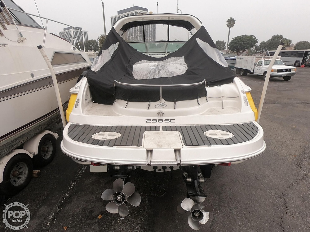 2005 Monterey boat for sale, model of the boat is 298 SC & Image # 38 of 40