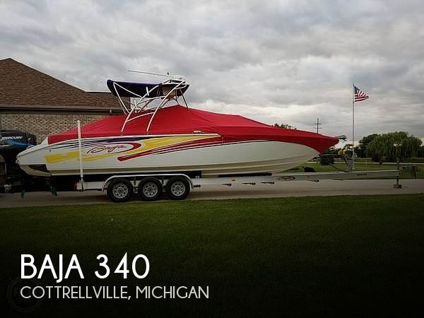 Used Baja Boats For Sale by owner | 2005 Baja 340