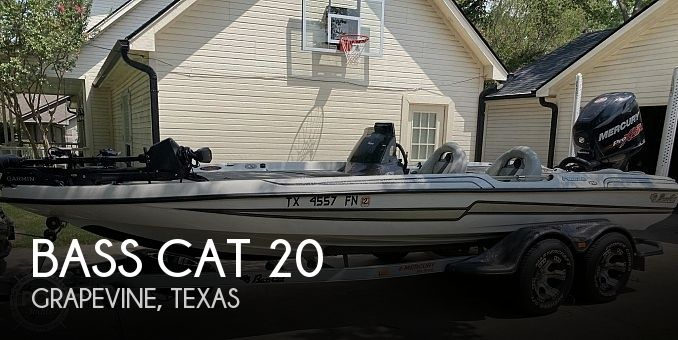 Used Bass Cat Boats For Sale by owner | 2014 Bass Cat 20 Puma Ftd