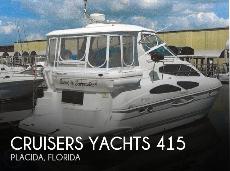 2006 Cruisers Yachts boat for sale, model of the boat is 415 Motor Yacht & Image # 1 of 2