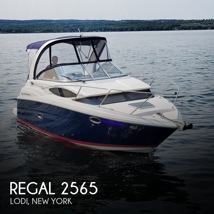 2011 Regal boat for sale, model of the boat is 2565 & Image # 1 of 40