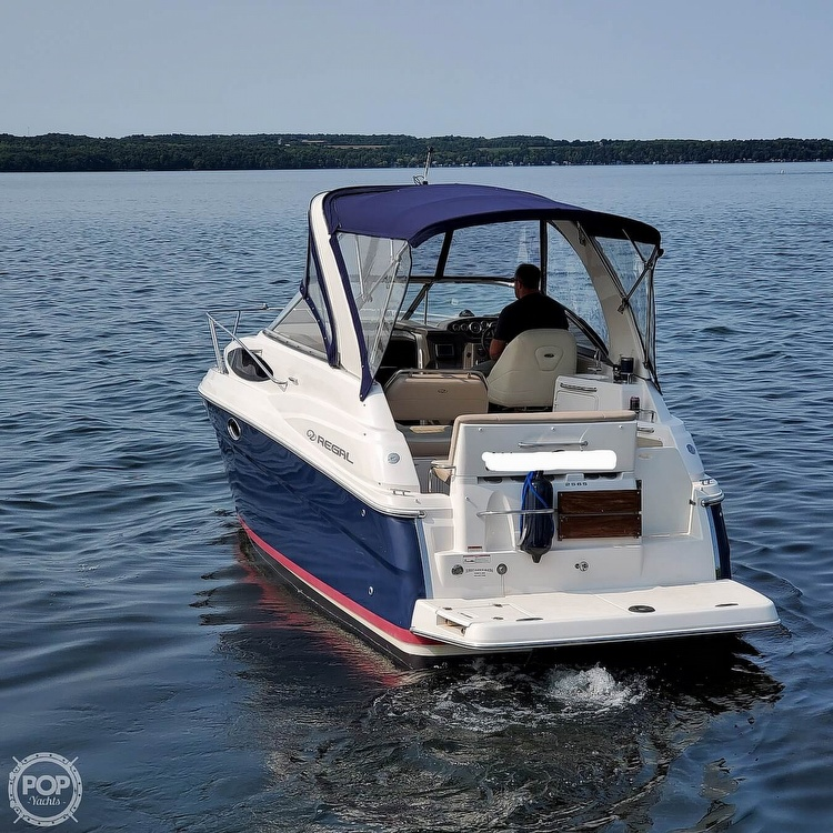 2011 Regal boat for sale, model of the boat is 2565 & Image # 6 of 40