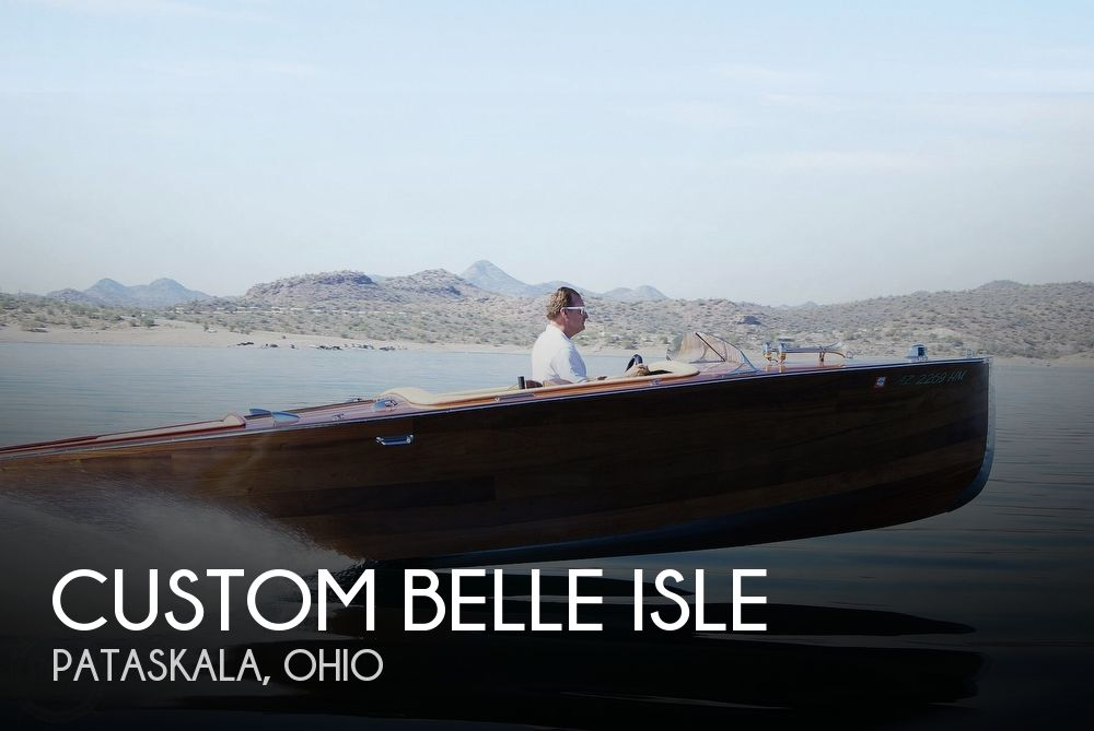 Used Custom Boats For Sale in Ohio by owner | 2014 Custom 23