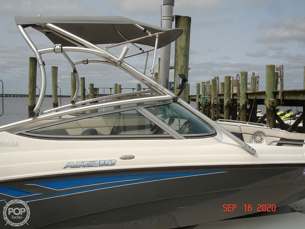 2015 Yamaha boat for sale, model of the boat is 210 AR & Image # 6 of 41