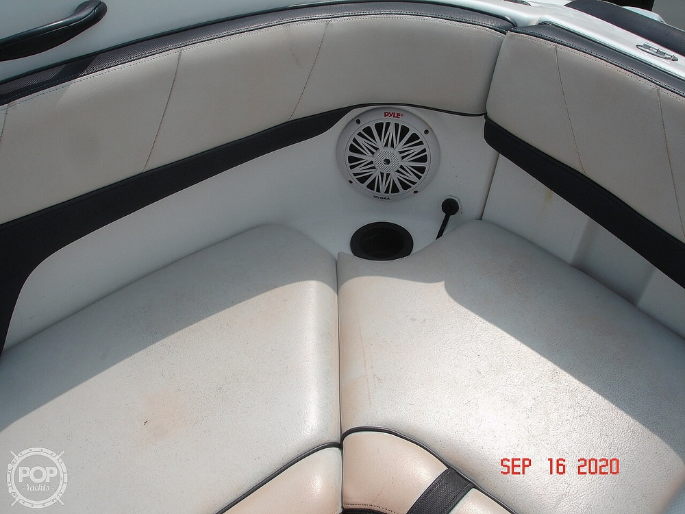 2015 Yamaha boat for sale, model of the boat is 210 AR & Image # 25 of 41