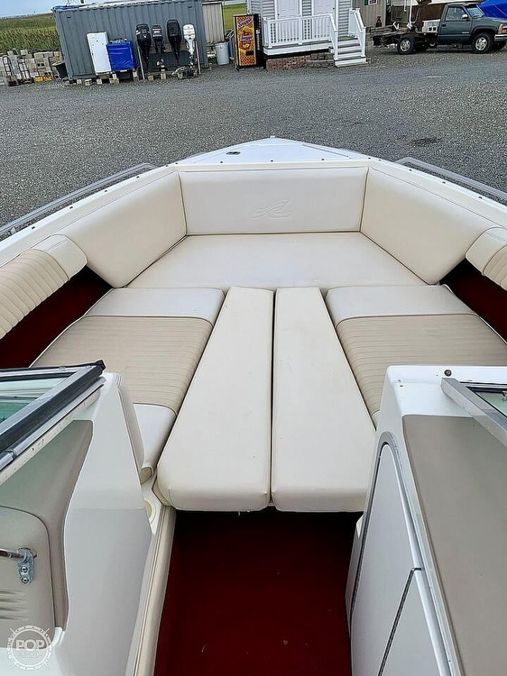 1995 Sea Ray boat for sale, model of the boat is 240 BR & Image # 5 of 41