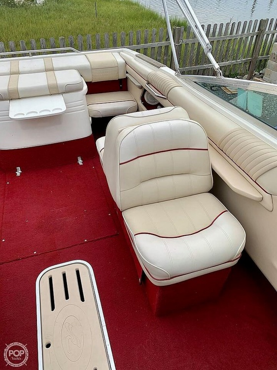 1995 Sea Ray boat for sale, model of the boat is 240 BR & Image # 7 of 41