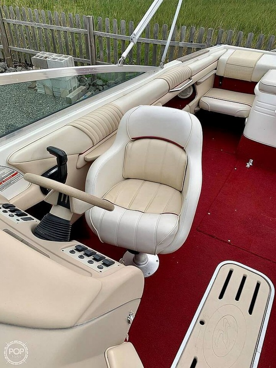 1995 Sea Ray boat for sale, model of the boat is 240 BR & Image # 8 of 41