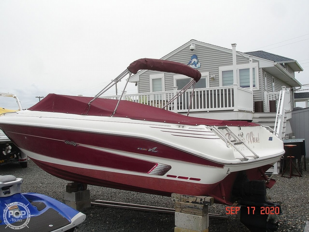 1995 Sea Ray 240 BR - #$LI_INDEX