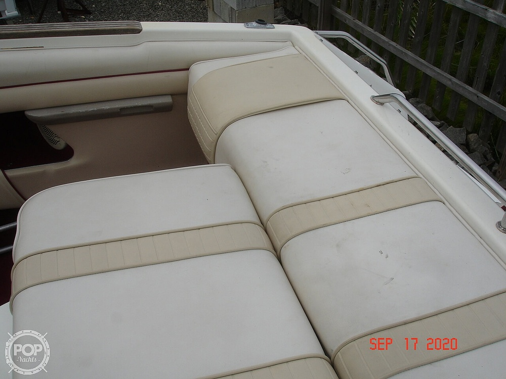 1995 Sea Ray boat for sale, model of the boat is 240 BR & Image # 19 of 41
