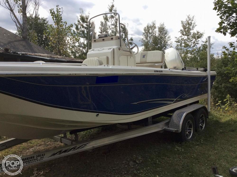 2018 Carolina Skiff boat for sale, model of the boat is 21 Ultra-Elite & Image # 4 of 40