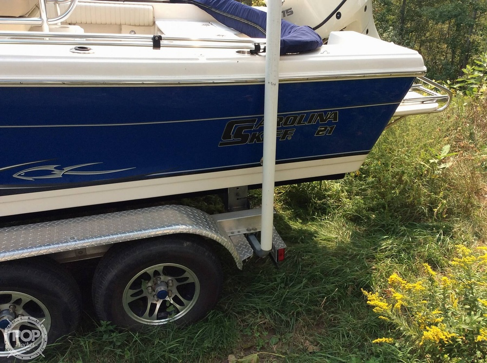 2018 Carolina Skiff boat for sale, model of the boat is 21 Ultra-Elite & Image # 28 of 40