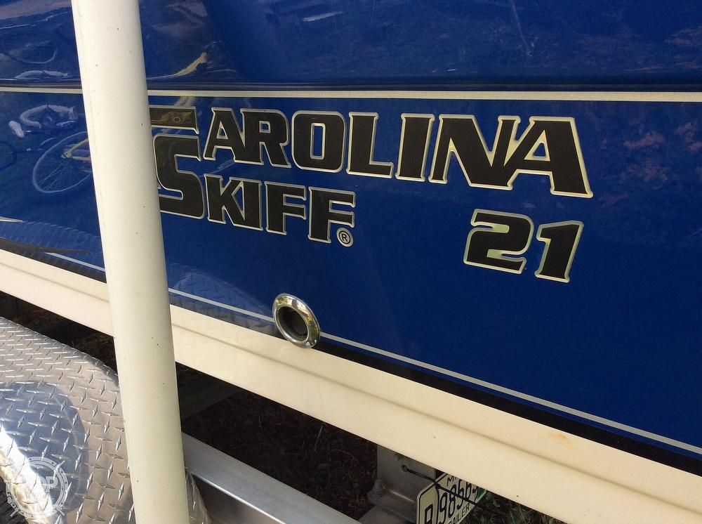 2018 Carolina Skiff boat for sale, model of the boat is 21 Ultra-Elite & Image # 30 of 40