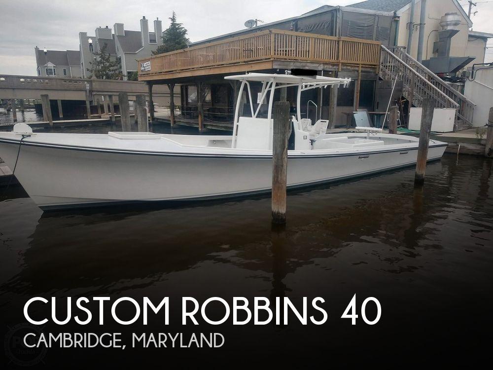 1999 CUSTOM ROBBINS 40 for sale