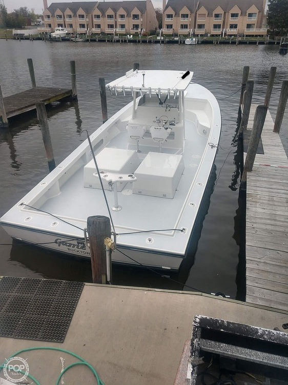 1999 Custom boat for sale, model of the boat is Robbins 40 & Image # 5 of 40