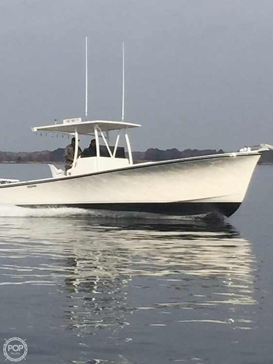 1999 Custom boat for sale, model of the boat is Robbins 40 & Image # 6 of 40