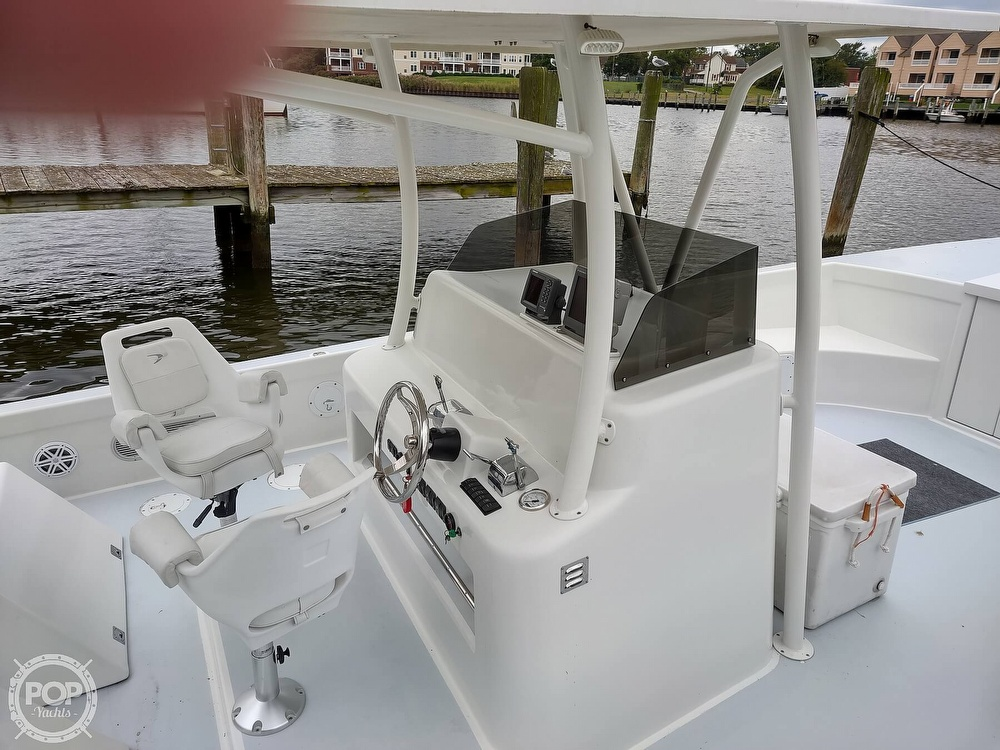 1999 Custom boat for sale, model of the boat is Robbins 40 & Image # 39 of 40