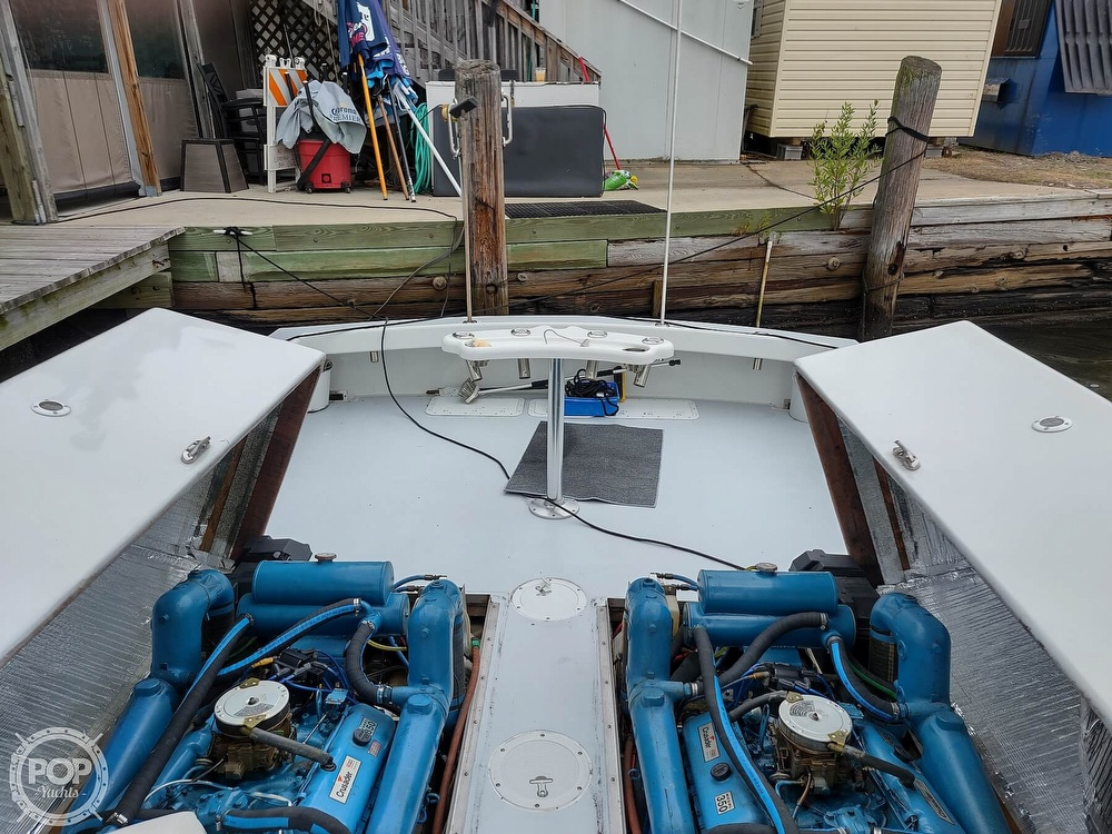 1999 Custom boat for sale, model of the boat is Robbins 40 & Image # 2 of 40