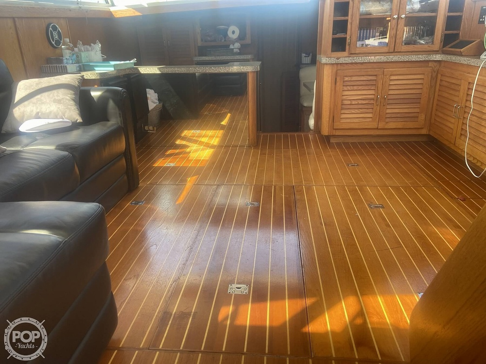 1988 Silverton boat for sale, model of the boat is 40 Aft Cabin & Image # 6 of 19