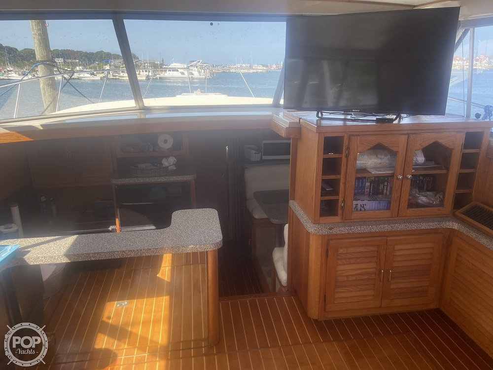 1988 Silverton boat for sale, model of the boat is 40 Aft Cabin & Image # 18 of 19