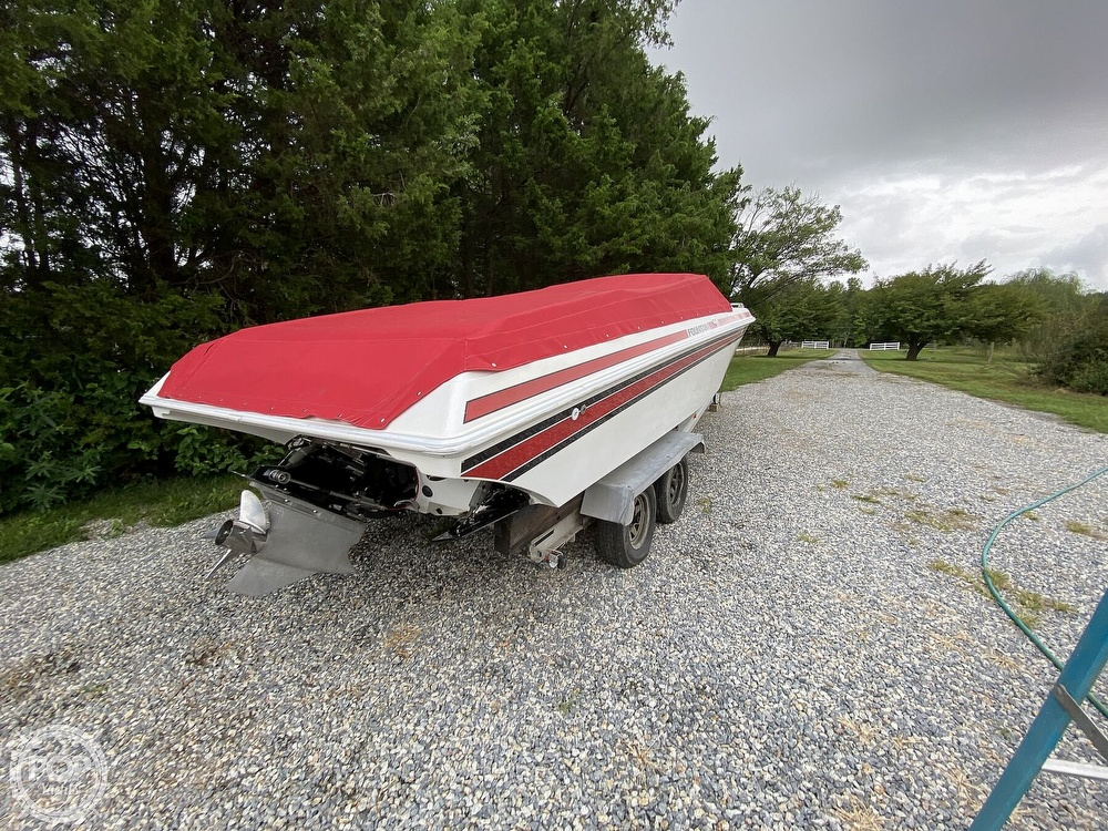 1991 Fountain boat for sale, model of the boat is 27 Fever & Image # 17 of 40