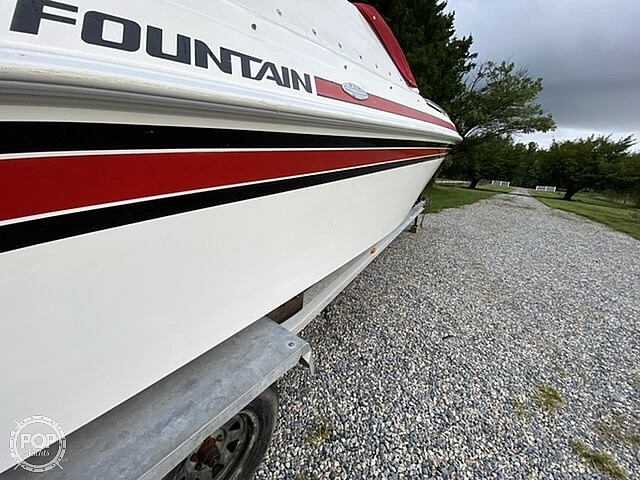 1991 Fountain boat for sale, model of the boat is 27 Fever & Image # 16 of 40