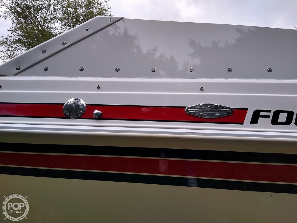 1991 Fountain boat for sale, model of the boat is 27 Fever & Image # 12 of 40