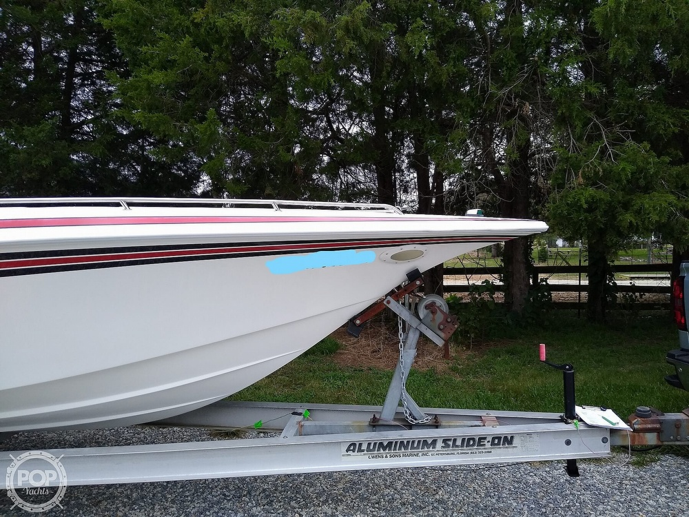 1991 Fountain boat for sale, model of the boat is 27 Fever & Image # 7 of 40