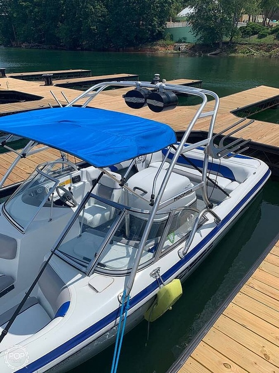 2001 Moomba boat for sale, model of the boat is Outback LS & Image # 2 of 40