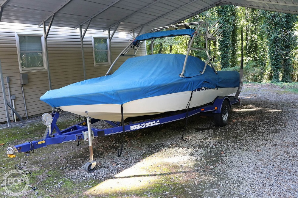 2001 Moomba boat for sale, model of the boat is Outback LS & Image # 34 of 40