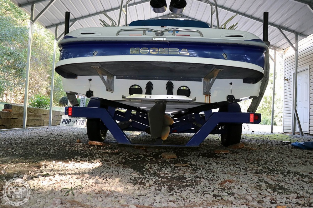 2001 Moomba boat for sale, model of the boat is Outback LS & Image # 10 of 40