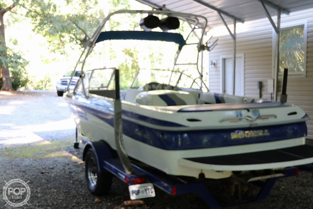 2001 Moomba boat for sale, model of the boat is Outback LS & Image # 8 of 40