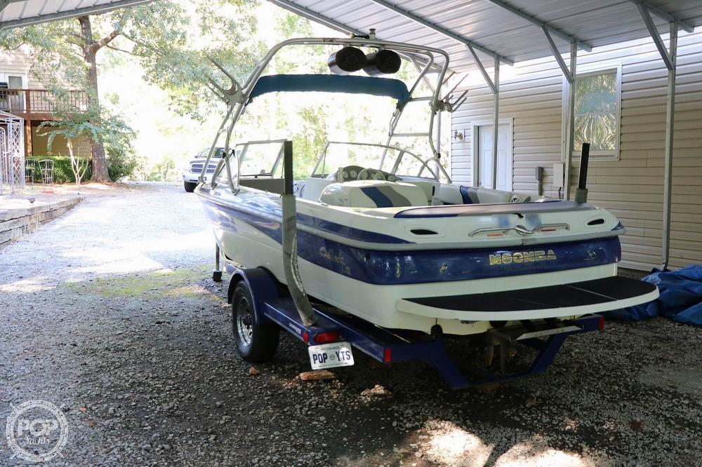 2001 Moomba boat for sale, model of the boat is Outback LS & Image # 7 of 40
