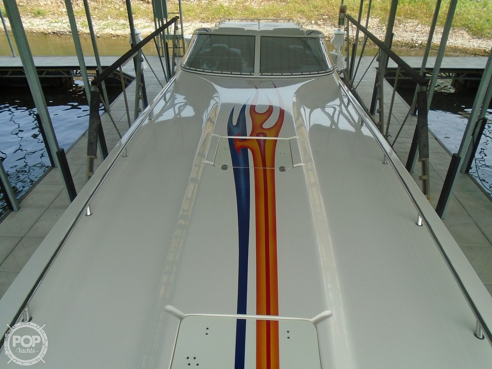2006 Fountain boat for sale, model of the boat is 47 & Image # 3 of 41