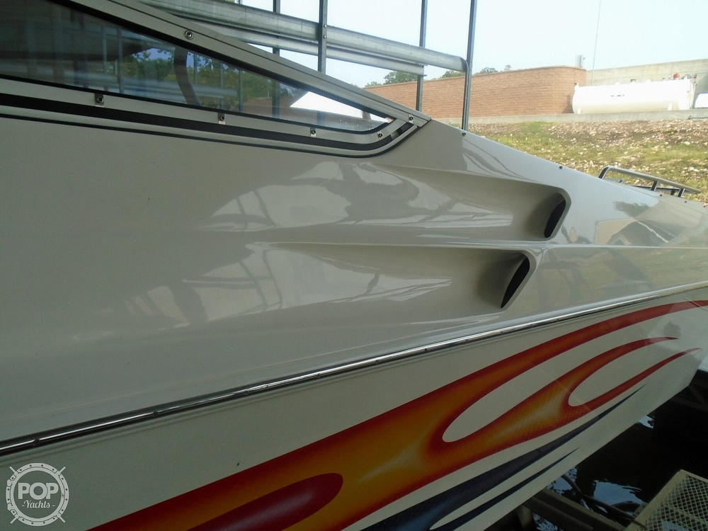 2006 Fountain boat for sale, model of the boat is 47 & Image # 13 of 41