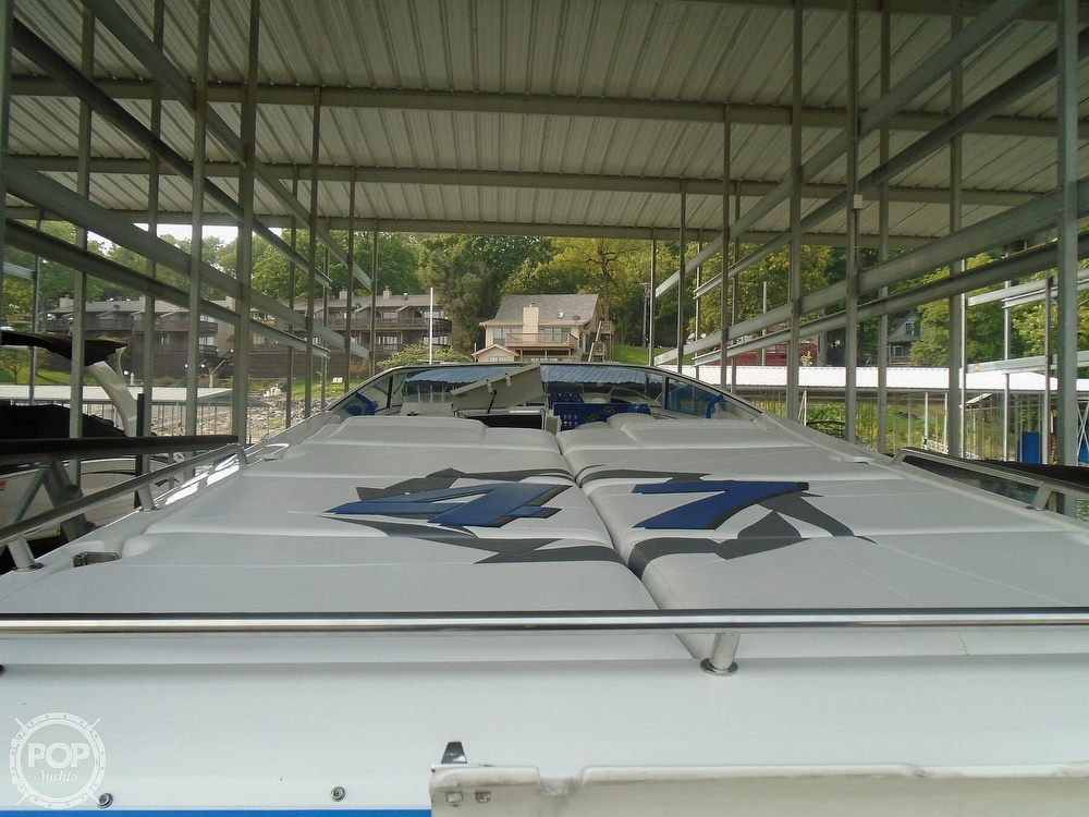 2006 Fountain boat for sale, model of the boat is 47 & Image # 17 of 41