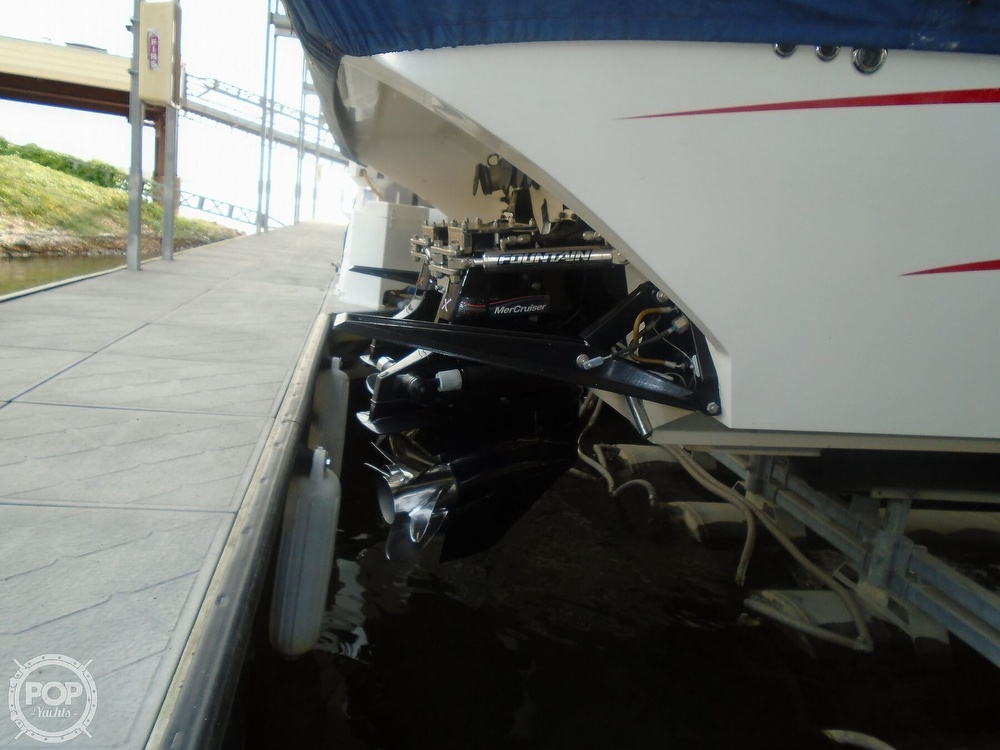 2006 Fountain boat for sale, model of the boat is 47 & Image # 26 of 41