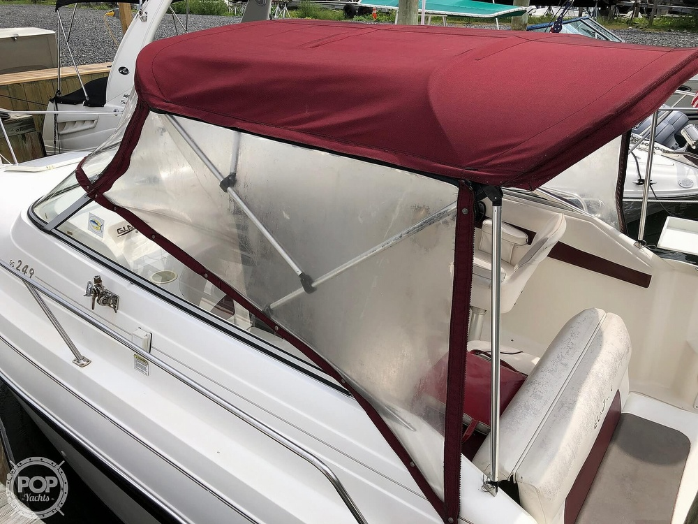 1998 Glastron boat for sale, model of the boat is GS249 & Image # 8 of 40