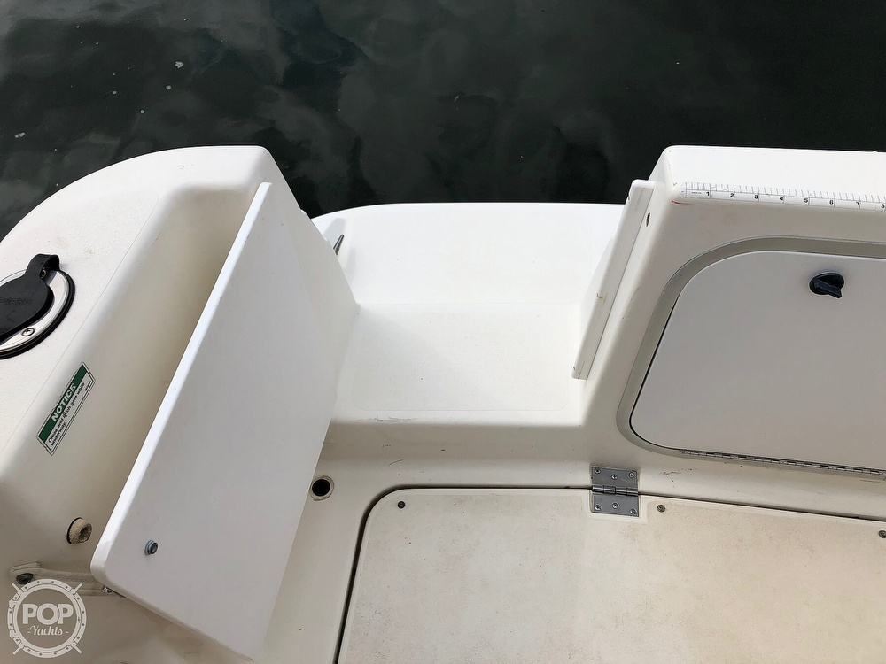 1998 Glastron boat for sale, model of the boat is GS249 & Image # 20 of 40