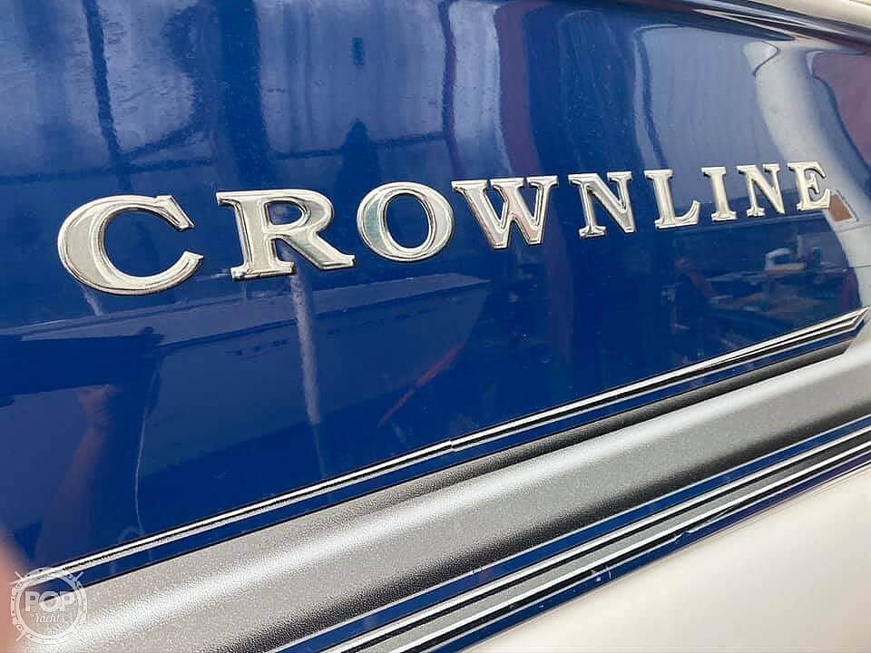2005 Crownline boat for sale, model of the boat is 250 cr & Image # 5 of 40